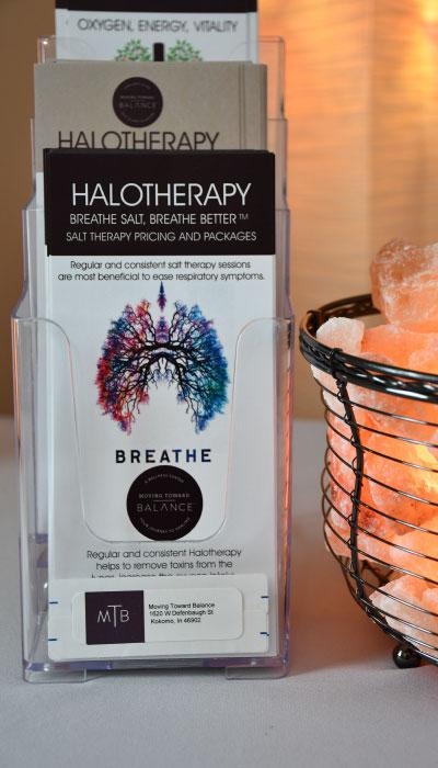 Halotherapy brochure